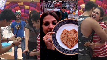 Bigg Boss 13: Asim Riaz Takes Cues From Ex-Winner Prince Narula; Cooks A Heart-Shaped Roti For Himanshi Khurana