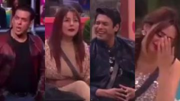 Bigg Boss 13: Salman Khan To Shehnaaz Gill, 'Sidharth Bathroom Gaye Mahira Se Maafi Maangne, When She Was Bathing'