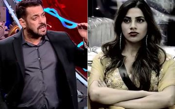 Bigg Boss 14: Salman Khan Schools Nikki Tamboli For Putting Her Mask In Her Knickers, Tells Her 'Apki Izzat Apke Haath Main Hai'
