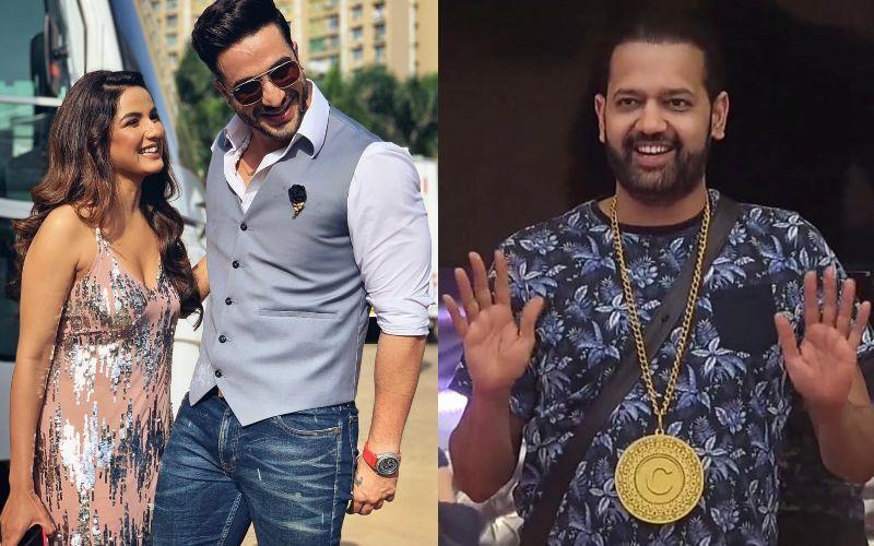 Bigg Boss 14 SPOILER ALERT: Rahul Mahajan Leaves Jasmin Bhasin BLUSHING; Says Aly Goni Is All Set To COME BACK 'As A Dulha'