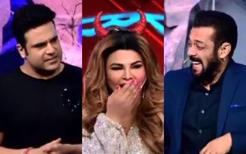 Bigg Boss 14: Comedian Krushna Roasting His Wife Kashmera Shah And Rakhi Sawant Leaves Host Salman Khan In Splits - Watch HILARIOUS Promo