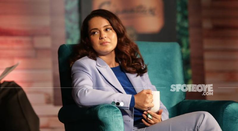 Thalaivi: Kangana Ranaut Calls It A Wrap; Expresses She Has Mixed Feelings Over This 'Opportunity Of A Lifetime'