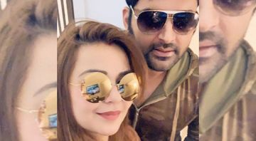Kapil Sharma Apologies To Wifey Ginni For Being Busy On Wedding Anniversary; Cracks A Joke That Will Leave You In Splits