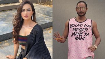 Post-Ugly Breakup With Melvin Louis, Sana Khaan Asks Fans To Stay Away From Toxic Relationship, Violence – VIDEO