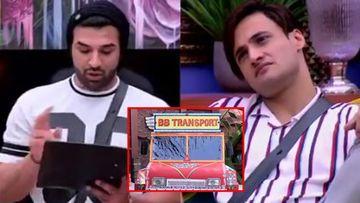 Bigg Boss 13: Paras Chhabra Vs Asim Riaz; Titans Divided Over The BB Transport Task – Promo Inside