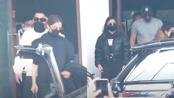 Deepika Padukone- Ranveer Singh, Alia Bhatt-Ranbir Kapoor's Vacation In Ranthambore Comes To An End; Couples Clicked In Mumbai On Arrival - WATCH VIDEO