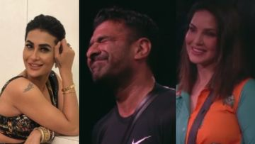 Bigg Boss 14: Doctor Sunny Leone Gets Eijaz Khan To Confess His Love For Evicted Contestant Pavitra Punia