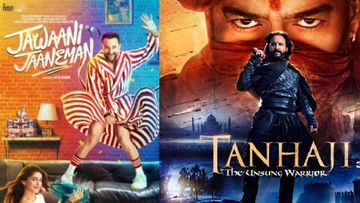 Saif Ali Khan Is The Highest Grossing Star Of 2020 All Thanks To Tanhaji: The Unsung Warrior And Jawaani Jaaneman - REPORT