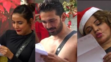 Bigg Boss 14: Letters From Home Leave Contestants In Tears; Jasmin Bhasin, Rakhi Sawant, Abhinav Shukla Get Emotional - WATCH