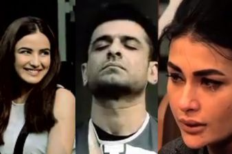 Bigg Boss 14 PROMO: Pavitra Punia Bursts Out In Tears As Captain Eijaz Khan Saves Jasmin Bhasin From Nominations; Heartbroken She Says 'I Don't Love Him' - WATCH