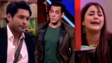 Bigg Boss 13 Jan 12 SPOILER ALERT: Salman Khan Enters The House After Getting Very Angry At Shehnaaz; Warns Sidharth She's In LOVE With Him