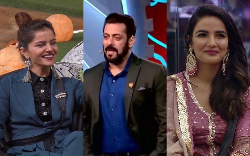 Bigg Boss 14 WEEKEND KA VAAR: Salman Khan Declares Rubina Dilaik Is The First Finalist; Latter Calls Jasmin Bhasin 'Immature'