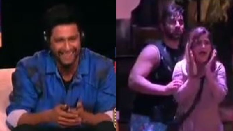 Bigg Boss 13: Vicky Kaushal To Announce Midweek EVICTION; Spooks HMs With His 'Bhutiya Stunts' – VIDEO
