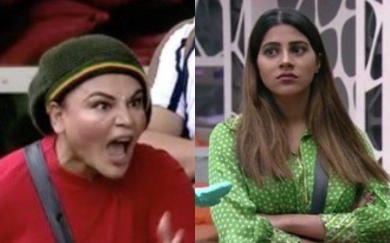 Bigg Boss 14: Rakhi Sawant Calls Nikki Tamboli 'Kaali Naagin'; Rajkummar Rao To Bring In A Solid Twist