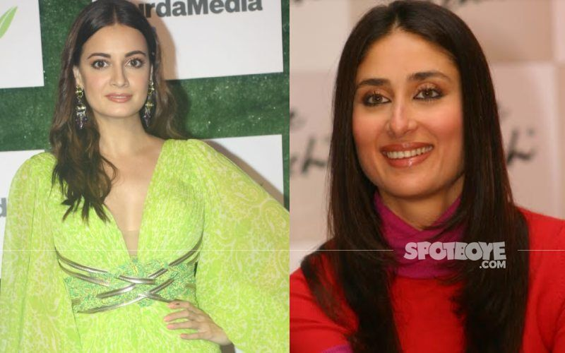 Dia Mirza Confides In Kareena Kapoor Khan About Her Mother Being Detected With Cancer And How Early Detection Was Helpful