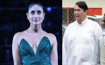 Randhir Kapoor Birthday: Kareena Kapoor Khan Digs Archive To Share Throwback Picture Of Daddy Dearest; Calls Him 'Handsomest', 'Funniest' And More