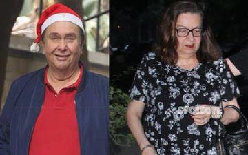 Preggers Kareena Kapoor Khan's Parents Randhir Kapoor And Babita Kapoor Spotted Outside A Church