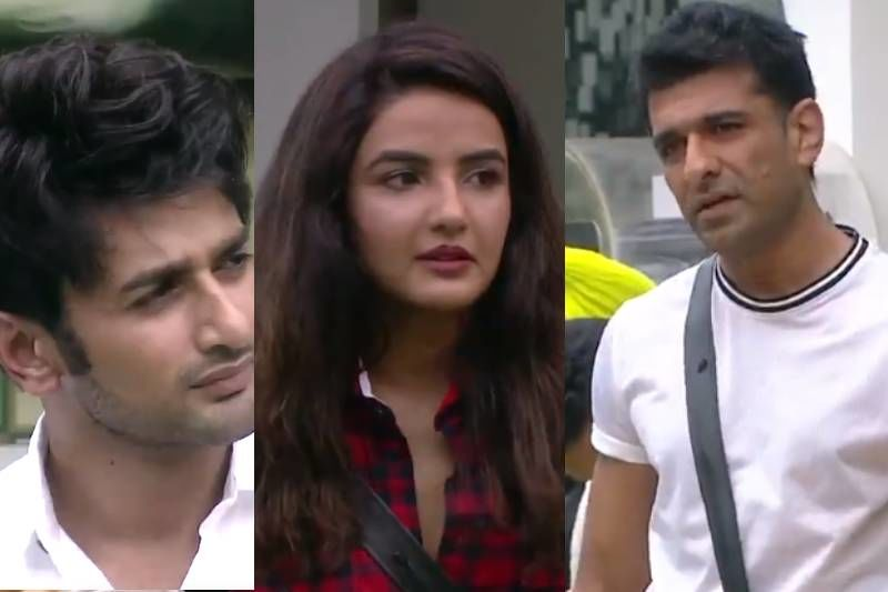 Bigg Boss 14 PROMO: Jasmin Bhasin Gets All Furious As Eijaz Khan, Nishant Malkhani And Others Attack Her In An Immunity Task; 'Aadmi Ke Naam Pe Dhaba Ho'