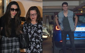 Kareena Kapoor Khan To Be Admitted In The Hospital For Second Delivery Anytime Now; Karisma Kapoor, Babita And Ibrahim Ali Khan Pay A Visit To Bebo
