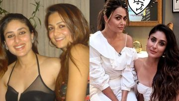 Kareena Kapoor Khan Goes Into Massive Flashback; Shares A 20-Year-Old Gorgeous Pic With BFF Amrita Arora, 'Most Beautiful Memory'