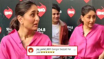 Kareena Kapoor Khan's Hilarious Reaction On Meeting Tiktokers Has Left Netizens LOL'ing; Some Joke, 'Ghani Bezzati'