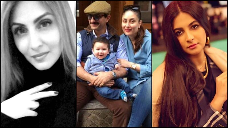 Kareena Kapoor Khan-Saif Ali Khan Announce Second Pregnancy; Rhea Kapoor, Riddhima Kapoor Are Excited AF, Pour In Love For The Mom-To-Be