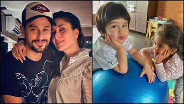 Kareena Kapoor Khan-Saif Ali Khan Announce Second Baby; Kunal Kemmu Is Overjoyed, 'Taimur And Inaaya Will Have A New Member In Their Gang'