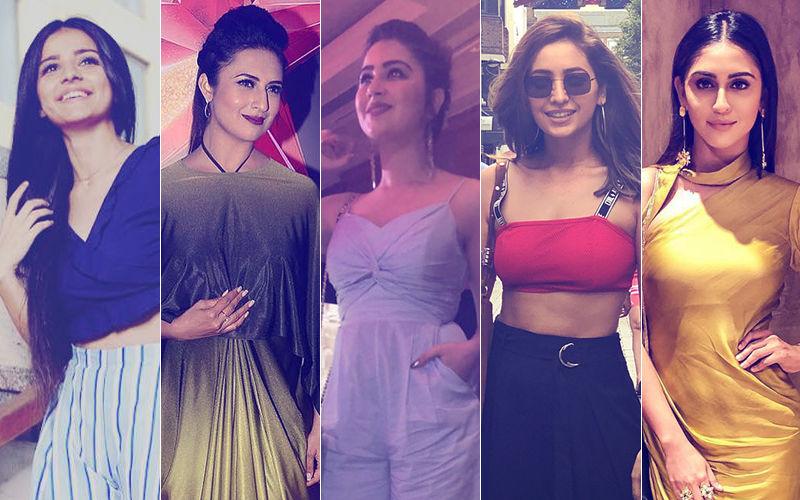 BEST DRESSED & WORST DRESSED Of The Week: Mahima Makwana, Divyanka Tripathi, Aditi Bhatia, Asha Negi Or Krystle D'Souza?
