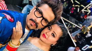 Bharti Singh, Who Is Afraid Of Injections, Gets Inked For Hubby Haarsh Limbachiyaa – PICTURE