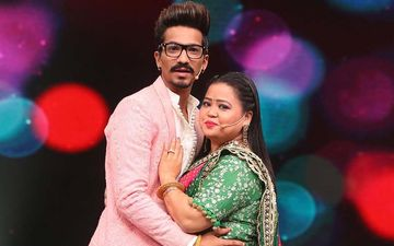NCB Raids Comedian Bharti Singh And Haarsh Limbachiya's Mumbai Residence In Connection To The Drug Nexus Case