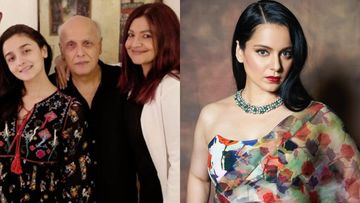 Pooja Bhatt Backs Mahesh Bhatt In The Nepotism Debate; Reminds Kangana Ranaut That She Was Launched By Her Father's Vishesh Films