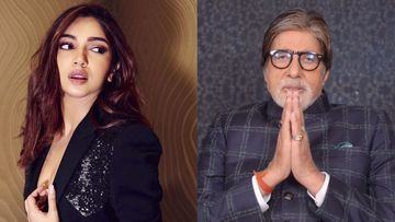 Bhumi Pednekar ONCE AGAIN Calls Amitabh Bachchan 'Baller'; Big B Remains Confused, 'Arre Bhumi What Is Baller? Kabse Puch Rahe Hai'