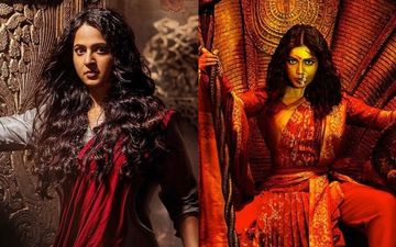 Amid Controversy By Fans, Bhaagamathie Star Anushka Shetty Wishes Luck To Bhumi Pednekar For Durgamati; Says, 'Looking Forward'