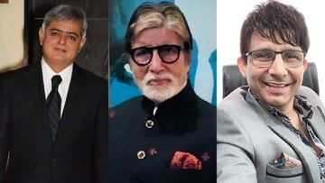 After Warning Kamaal R Khan, Filmmaker Hansal Mehta Requests Amitabh Bachchan To UNFOLLOW The Film Critic By Signing A Petition