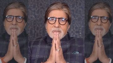 Amitabh Bachchan Tests Positive For COVID-19: Actor Tweets From Hospital, Humbly Bows His Head To Thank All Well Wishers