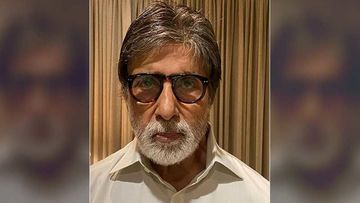 Amitabh Bachchan Puts A Netizen In Place As She Questions His Charitable Work; Lists His Work And Says, 'I Weep As I Put This Out'