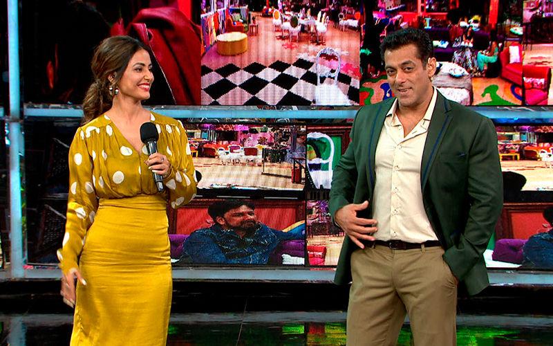 Bigg Boss 13 Day 7 Written Updates: Salman Khan Reveals 'Sultani Akhada', Hina Khan Returns With A Twist For The Housemates