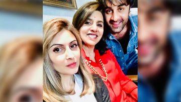 Riddhima Kapoor BLASTS Those Spreading Rumours Of Ranbir Kapoor, Neetu Kapoor, Karan Johar Testing Positive For COVID-19; Calls Them 'Lunatic'