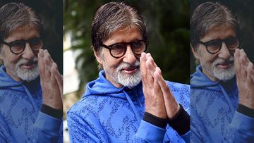 Happy Birthday Amitabh Bachchan: The Megastar Thanks Fans For All The Love, 'Each One Of You Reside In My Heart'