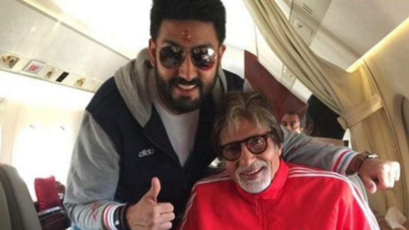 COVID-19 Positive Amitabh Bachchan And Abhishek Bachchan Are In Stable Condition, Won't Need An Aggressive Treatment - Report