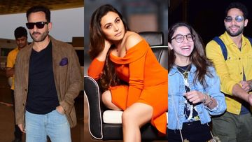 Bunty Aur Babli 2: Saif Ali Khan, Rani Mukerji, Siddhant Chaturvedi, Sharvari Head To Abu Dhabi For A Con Sequence