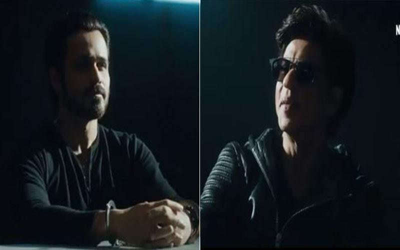 Bard Of Blood: Shah Rukh Khan's Interrogation Of Emraan Hashmi Will Leave You In Splits – Video Inside