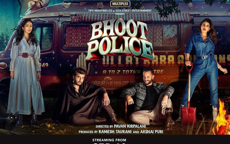 Bhoot Police: Saif Ali Khan, Arjun Kapoor Starrer To Release A Week Early; The Horror Comedy To Now Premier On 10 September