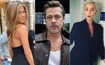 Jennifer Aniston And Charlize Theron FIGHTING Over Brad Pitt? No, Here's The Actual Truth