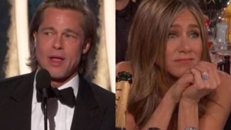 Brad Pitt And Jennifer Aniston Rekindled Their Love While On A Romantic Trip To France? Truth EXPOSED