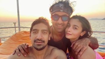 Ranbir Kapoor Tells Ayan Mukherji His 'Maa Baap' Tease Him 'Tu Ladki Ke Peeche Bhaag Raha Hai' As Brahmastra Gets A Release Date