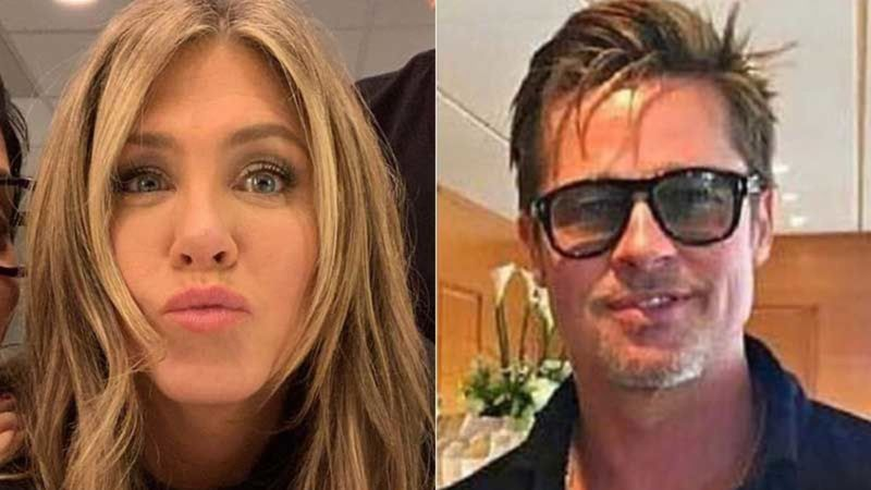 Ex-Couple Brad Pitt And Jennifer Aniston Have A 'Secret' Love Child Together? The Truth Will Leave You Amused