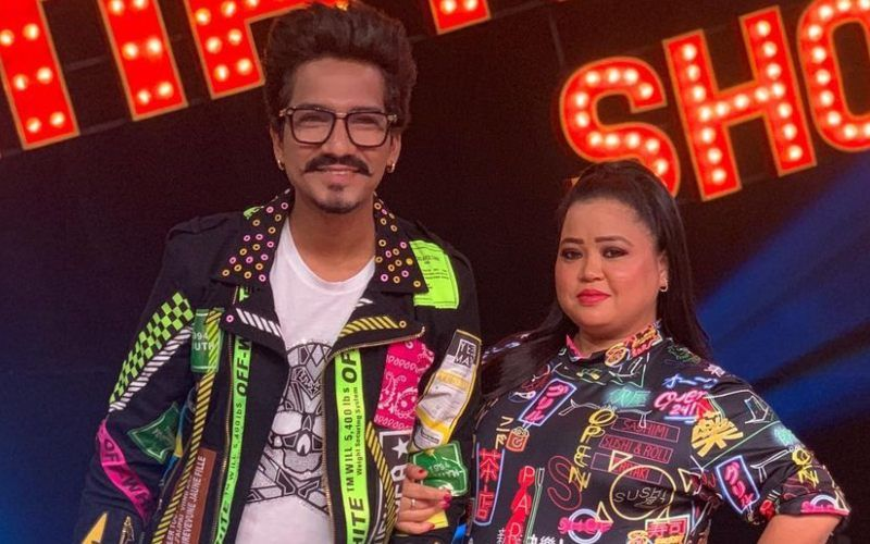 Bharti Singh-Haarsh Limbachiyaa Granted Bail In Drug Case: Couple Gets Brutally Trolled For Flashing Victory Sign And Waving At Shutterbugs - VIDEO