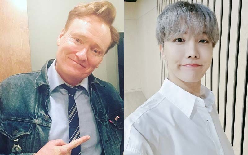 BTS' J-Hope Fails To Recognize Conan O'Brien And Accidentally Calls Him 'Curtain'; The Talk Show Host Has The Most Hilarious Reaction To Hobi's Mistake