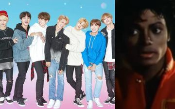 K-Pop Band BTS Beats Pop Legend Michael Jackson; Breaks 36-Year-Old Record Of MJ's 'Thriller' To Bag The Top Stop